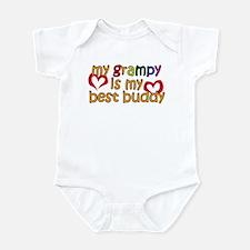 My Grampy is My Best Buddy Infant Bodysuit