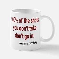 Wayne Gretzky quote Mug