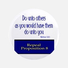"""Repeal Prop 8 3.5"""" Button"""
