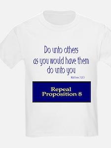 Repeal Prop 8 T-Shirt
