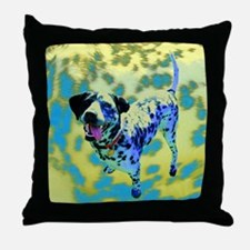 Spot Dog Throw Pillow
