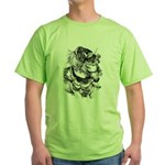 Arabian Horse Green T-Shirt