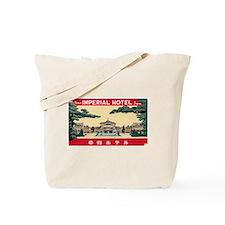 Imperial Hotel * Tokyo Japan Tote Bag