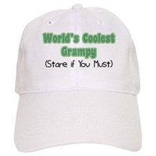 World's Coolest Grampy Cap