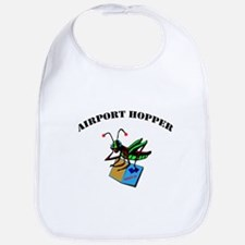 Airport Hopper Bib
