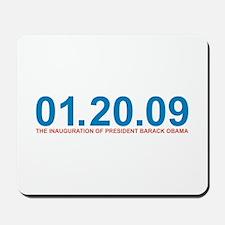 01.20.09 Obama Inauguration - Mousepad