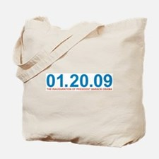 01.20.09 Obama Inauguration - Tote Bag