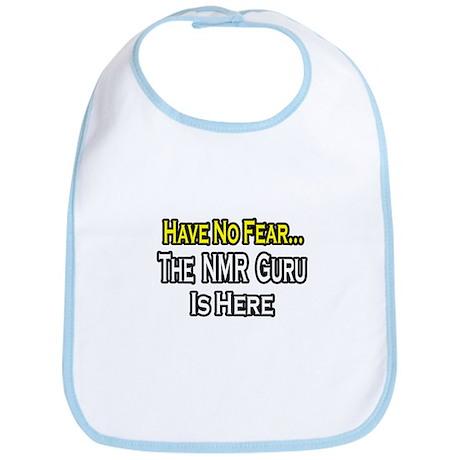 """Have No Fear...NMR Guru"" Bib"