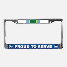 Expert Marksmanship License Plate Frame