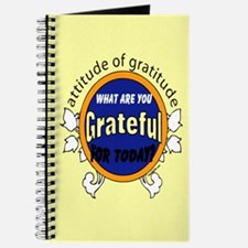 ATTITUDE OF GRATITUDE Journal