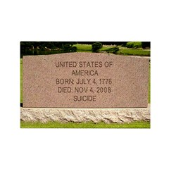 Death of a Nation Rectangle Magnet (10 pack)