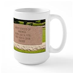 Death of a Nation Mug