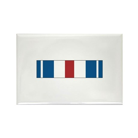Silver Star Rectangle Magnet (10 pack)