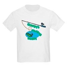 Grampy's Fishing Buddy T-Shirt