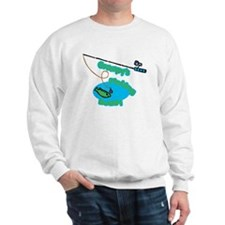 Grampy's Fishing Buddy Sweatshirt