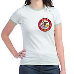 Illinois O.E.S. Jr. Ringer T-Shirt