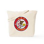 Illinois O.E.S. Tote Bag
