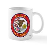 Illinois O.E.S. Mug