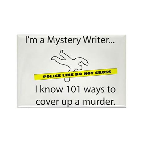 MysteryWriter Magnets