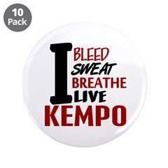 Bleed Sweat Breathe Kempo 3.5