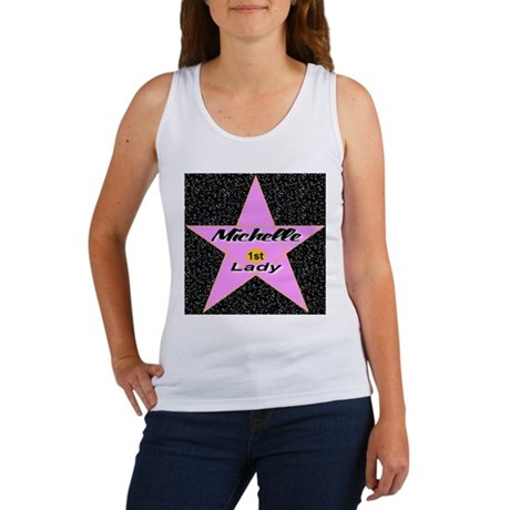 Michelle 1st Lady Women's Tank Top