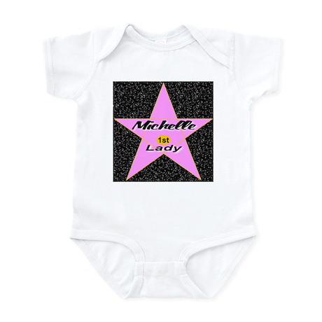 Michelle 1st Lady Infant Bodysuit