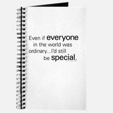 I'm Special Journal