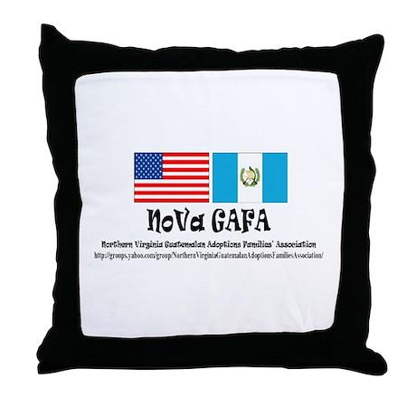 """Throw Pillow w/zipper-cover (18""""x18"""")"""