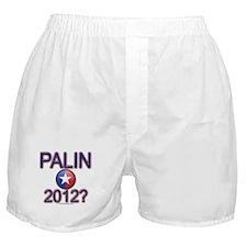 PALIN 2012? Boxer Shorts