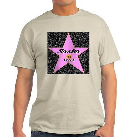 Sasha 1st Kid Light T-Shirt