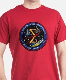 Space Flight Memorial T-Shirt