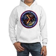 Space Flight Memorial Hoodie
