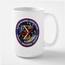 Space Flight Memorial Mug