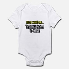 """""""No Fear, Chemical Engineer"""" Infant Bodysuit"""