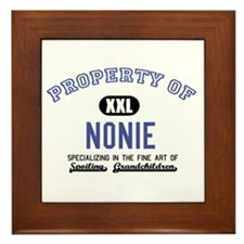 Property of Nonie Framed Tile