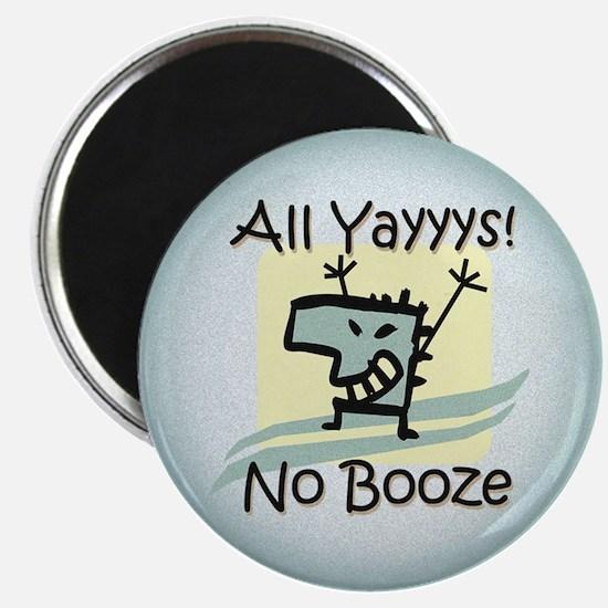 "Alcohol Awareness 2.25"" Magnet (10 pack)"
