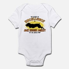 The Secret to Jack Russell Agility Infant Bodysuit