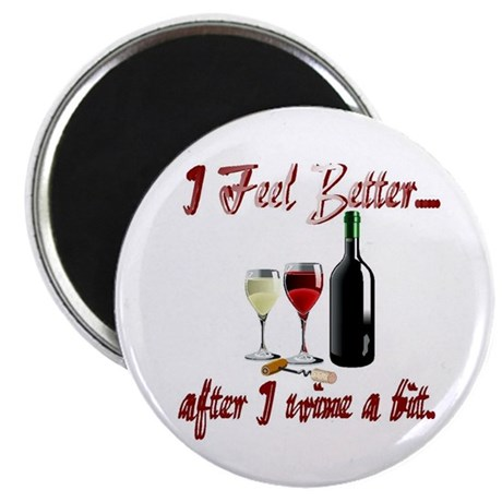 Wine a bit Magnet