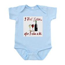 Wine a bit Infant Creeper