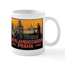 Prague Czech Republic Small Mug
