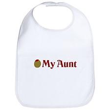 Olive (I Love) My Aunt Bib