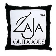 Zaja Outdoors Throw Pillow