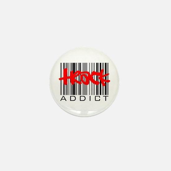 Track Addict Mini Button