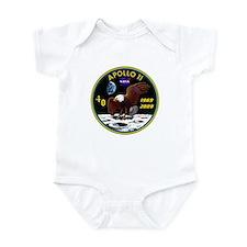 Apollo 11 40th Anniversary Infant Bodysuit