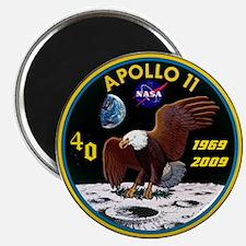 Apollo 11 40th Anniversary Magnet