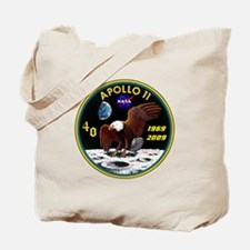 Apollo 11 40th Anniversary Tote Bag