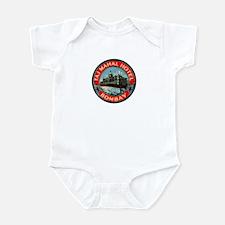 Bombay / Mumbai India Infant Bodysuit