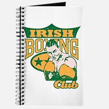 Irish Boxing Club Journal