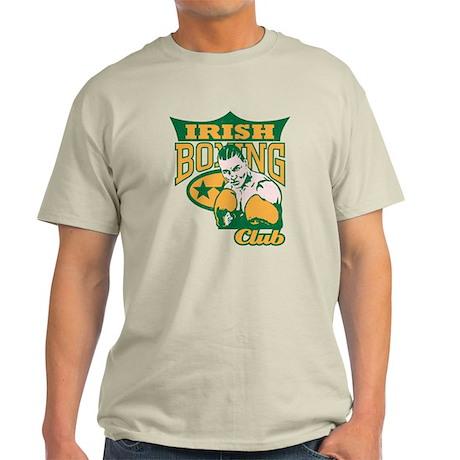 Irish Boxing Club Light T-Shirt