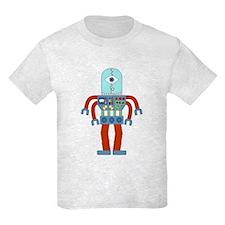 Scary Eyeball Robot T-Shirt